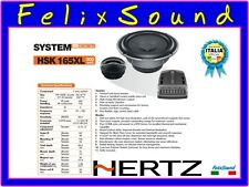 Hertz HSK 165 XL Kit Casse 2 Vie Hi-Energy 165mm 300W