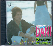 """FRANCO DANI  """"RESTIAMO INSIEME"""" CD RARO FUORI CATALOGO NUOVO SIGILLATO"""