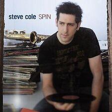 STEVE COLE - Spin, 2005 Jazz CD