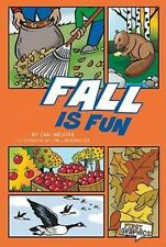 Fall Is Fun (First Graphics: Seasons)-ExLibrary