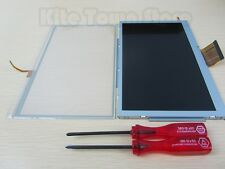 Replacement LCD Screen + Digitizer+Tools Touchscreen for Nintendo Wii U Gamepad