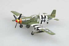 P-51B Mustang Airplane Old Crow Bud Anderson USAAF 357th FG, 363rd FS