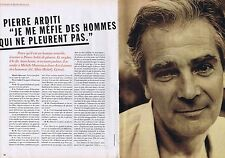 Coupure de presse Clipping 1996 Pierre Arditi  (5 pages)