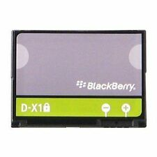 ORIGINAL D-X1 DX-1 DX1 BATTERY For BLACKBERRY 8900 9530 9500 9550 9630 9650 etc.
