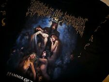 CRADLE OF FILTH shirt DIMMU BORGIR SATYRICON MOONSPELL EMPEROR DARK FUNERAL LP T