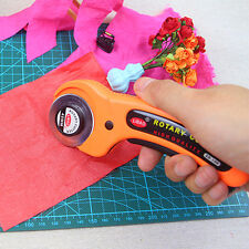45mm Rotary Cutter Special Quilters Sewing Quilting Fabric Cutting Craftsmanship