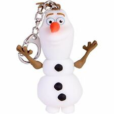 DISNEY'S FROZEN OLAF 8GB USB FLASH DRIVE KEYCHAIN KEY CLIP OFFICIAL PRODUCT NEW