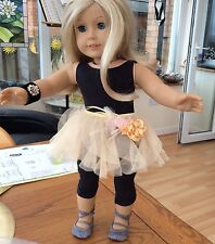 GORGEOUS AMERICAN GIRL DOLL TIFFANY IN BALLET OUTFIT