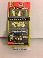 #2 Pontiac Firebird Racer * Silver * Matchbox Premiere * H78