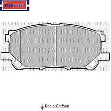 Brake Pads Front for LEXUS RX300 3.0 03-06 CHOICE3/3 1MZ-FE SUV/4x4 Petrol BB