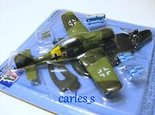 Focke Wulf FW-190 F Luftwaffe 1:100 FABBRI ITALERI