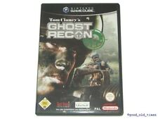 ## Tom Clancy's Ghost Recon 1 (Deutsch) Nintendo GameCube / GC Spiel - TOP ##