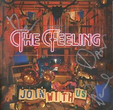 The Feeling - Join with Us [SIGNED CD Album]