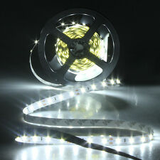 Tira Luz 5M 300 LED 5630 SMD DC 12V Blanco Flexible Super Brillante Universal