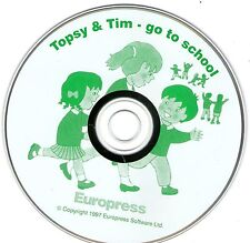 Topsy & TIM andare a scuola-STORYBOOK sul CD di Windows 95 98 XP