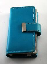 Ted Baker  BLUES WASHED BLUES I POD NANO Genuine Leather Case NWOT