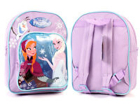 Disney Frozen School Bag Rucksack Backpack Brand New Official