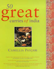 50 Great Curries of India by Camellia Panjabi (Paperback, 2000)