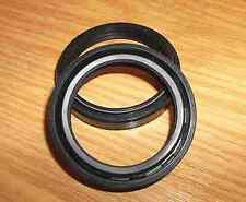 Suzuki GS500E 1989/05 Front Fork Oil Seals QR374908