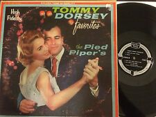 Tommy Dorsey - The Pied Piper's, Vinyl: vg+