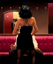 Jack Vettriano - Private Dancer - Limited Edition Print - Signed 72x58cm