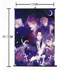 Hot Japan Anime DIABOLIK LOVERS Yui Whole Art Home Decor Poster Wall Scroll 05