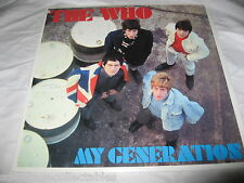 The Who SEALED Record My Generation Mono LP 180 gram rock NM classic re-issue