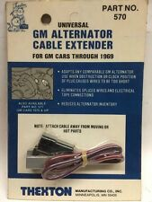 Thexton 570 Universal GM Alternator Cable Extender Brand New