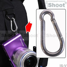 Spring Self-locking Stainless-steel Latch/Hook/Hitch/Shackle for Hanging Camera