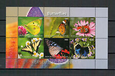 Bloc Sheet Papillons Butterfly Neuf MNH ** Burundi 2011 Private local/issue