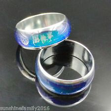 1pc Fashion Rings Black Butler Kuroshitsuji Change Colors Anime AlloCosplay Ring