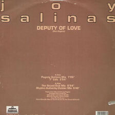JOY SALINAS - Deputy Of Love - One Thousand - OTR 014 - Ita