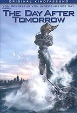 The Day After Tomorrow von Roland Emmerich mit Dennis Quaid, Jake Gyllenhaal