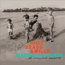 Mermaid Avenue: The Complete Sessions [Digipak] by Wilco/Billy Bragg (CD,...