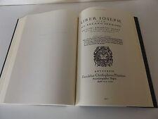 2006 LIBRO DE JOSE o SOBRE EL LENGUAJE ARCANO Benito Arias Montano SPANISH