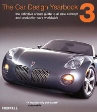 The Car Design Yearbook 3: The Definitive Annual Guide to All New Conc-ExLibrary
