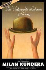 The Unbearable Lightness of Being Milan Kundera, Kundera, Milan Paperback