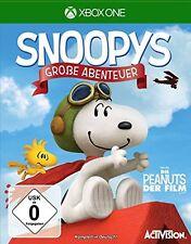 Snoopys Große Abenteuer für XBOX ONE | NEUWARE | KOMPLETT IN DEUTSCH!