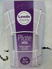 Plate wire hanger to fit a plate measuring 19-25cm or 7 1/2 -10''