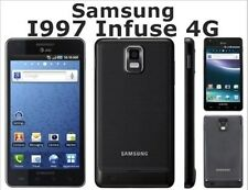 Samsung Infuse SGH-I997 - (Caviar Black) -AT&T -EXCELLENT CONDITION Smartphone