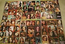 TWILIGHT , NEW MOON, ECLIPSE , BREAKING DAWN STICKERS, 6 SHEETS