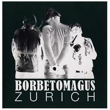 BORBETOMAGUS Zurich CD NEW Agaric Records Ag 1984 electronic free jazz improv