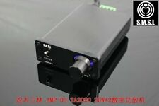 SMSL AMP-03 TA2020  Tripath TA2020 Cute Class T Mini Amplifier 20WX2 BLACK
