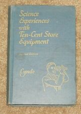 Science Experiences with Ten-Cent Store Equipment~Carleton John Lynde, Ph.D.~'50