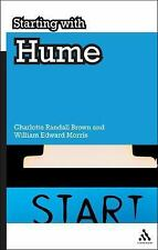 Starting With...: Starting with Hume by William Edward Morris and Charlotte...