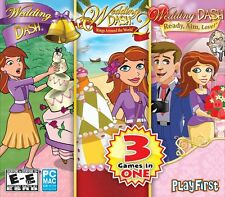 Wedding Dash 3 Pack PC Games Windows 10 8 7 Vista XP Computer time management