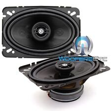 "MEMPHIS 15-PRX462 4"" x 6"" CAR AUDIO 2-WAY PEI DOME TWEETERS COAXIAL SPEAKERS NEW"