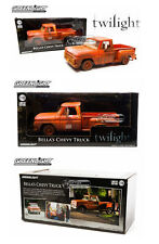 Twilight Bella Chevy Chevrolet Pick-up Truck 1963 12863 Swan Greenlight 1/18