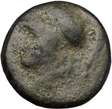 Syracuse in Sicily under Agathocles 305BC Athena Thundebolt Greek Coin  i52021