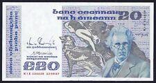 IRELAND REPUBLIC 20  POUNDS 1987  P-73  aUNC